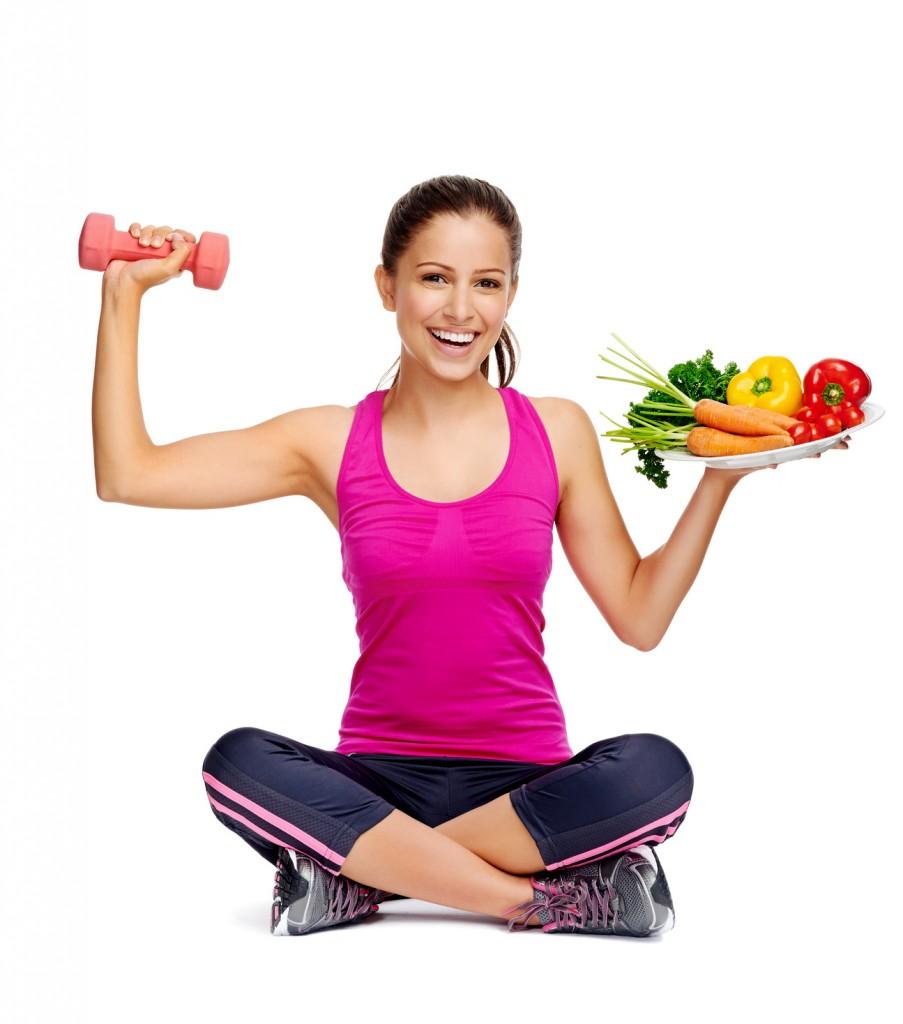 healthy balanced lifestyle