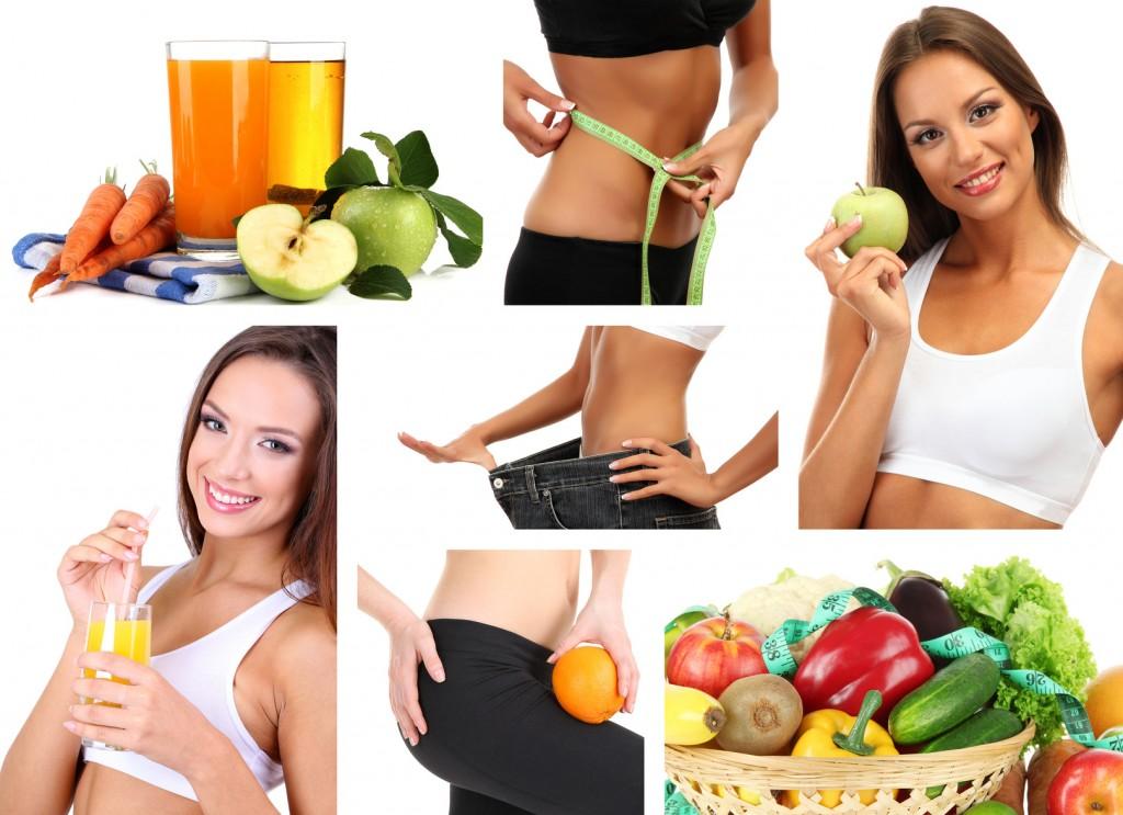 Diet collage