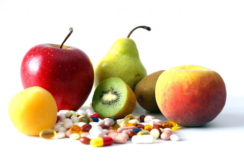 Vitamintabletten