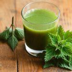 10 nieznanych właściwości soku z pokrzywy