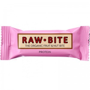 Baton proteinowy BIO 50g RAW
