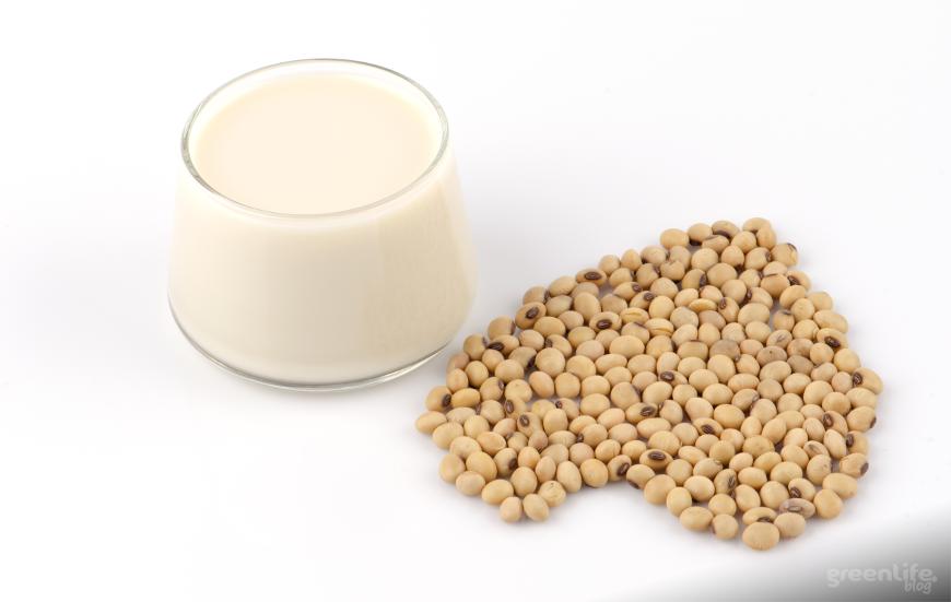 jak zrobić mleko sojowe