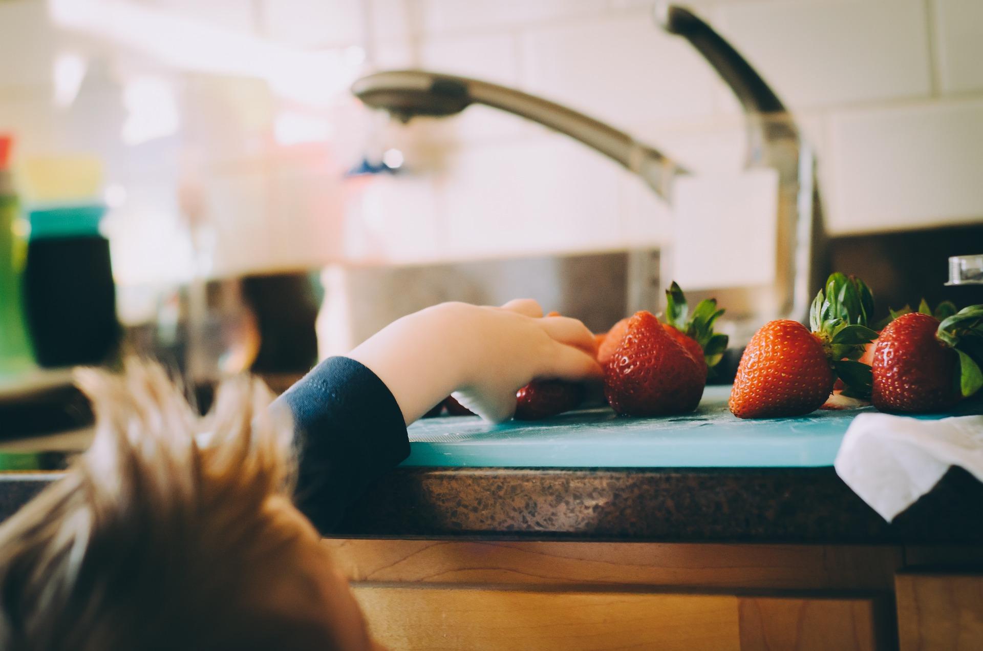 dieta a odporność dziecka