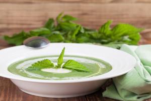 pokrzywa przepisy zupa pokrzywowa